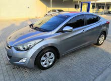 Hyundai Elantra 1.8L GCC specs 2014 model for sale in excellent condition