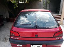 Automatic Red Peugeot 1999 for sale