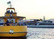 رحلات بحرية العقبة يوميا على الوايت برنس والغواصة