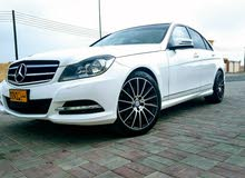 Mercedes Benz C 300 2014 For sale - White color