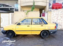 Yellow SAIPA 111 2012 for sale