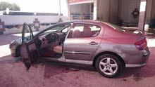 Peugeot 407 car for sale 2005 in Irbid city
