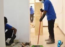 شركة بشر الجنوب لخدمات التنظيف ومكافحة الحشرات