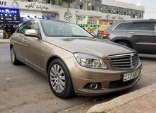 Mercedes Benz C 180 car is available for sale, the car is in Used condition