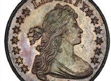 عملة أمريكي قديمة دولار أمريكي