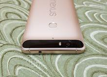 Nexus 6p ذاكرة 64غيغا