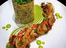 رئيس مطبخ متخصص في (إنشاء وتطوير )المطبخ الإيطالي والفرنسي والآسيوي والمغربي