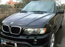 Bmw x5 very clean 2003 black