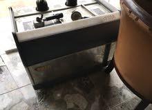 ماكينه قهوه ويجا weega الايطاليه مستعمله ومسرفزه بالكامل