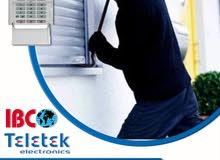 البلغارية. Teletek تقدم لكم نظام انذار ضد السرقة ماركة IBC شركة
