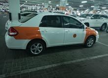 +200,000 km Nissan Tiida 2012 for sale
