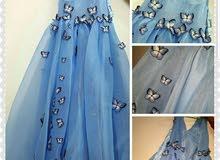 للبيع فستان جديد موديل سندريلا
