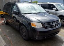 Used condition Dodge Caravan 2010 with +200,000 km mileage