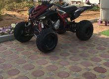 raptor 700r model 2008 very clean