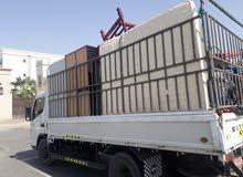 البيتو نقل اغراض عام اثاث منزلك اغراض شحن 3طن 7طن نقل