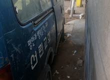 Kia Borrego 1996 For sale - Blue color