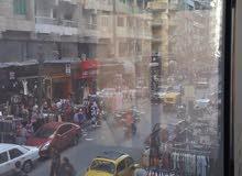 شقه للايجار ميزان تجارى 150متر سوبر لوكس بشارع خالد بن الوليد الرئيسي موقع مميز