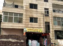 Fourth Floor  apartment for rent with 2 rooms - Amman city Swelieh