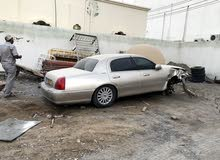 Beige Lincoln Town Car 2005 for sale