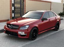 Mercedes C250 Kit 63 Turbo 2013