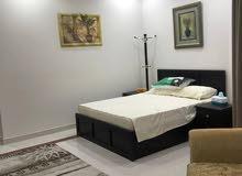 #أستوديو مفروش للإيجار في البسيتين -furnished studio for rent in Busaiteen