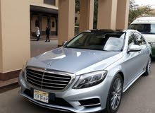 Automatic 2019 S 500 for rent