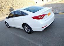 Hyundai Sonata car for sale 2017 in Nakhl city