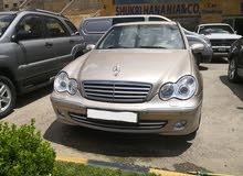 Gasoline Fuel/Power   Mercedes Benz C 200 2005