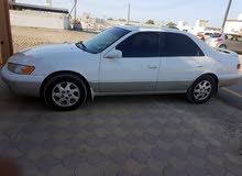 White Toyota Camry 1999 for sale