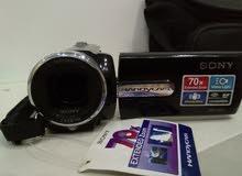 كاميرا فيديو سوني والتقاط صور ثابتة كذلك
