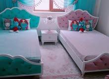 غرفة اطفال فردية سوبر ستايل