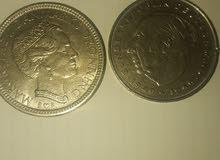 عملات معدنيه امريكيه قديم