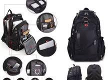 حقائب ماركة SWISS GEAR متعدة الاستخدم