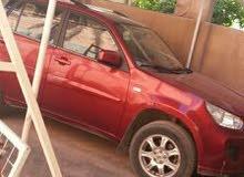 Gasoline Fuel/Power   Chery Tiggo 2013