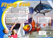 سمكة الهيليوم الطائرة شكل قرش يتم التحكم بها عن بعد بسعر جملة الجملة