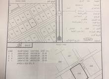 أرض للبيع في قرية مخيليف السيح بولاية صحح