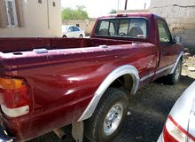 Maroon Ford Ranger 1995 for sale