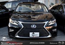 Automatic Black Lexus 2016 for sale