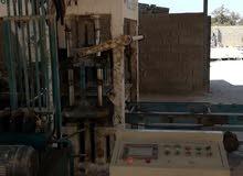 إنتاجية المصنع 6000بومشيه في الورديه مع عدد 4فورمات وفورمة هوردي السقف