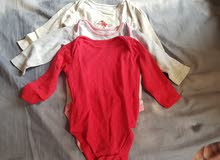 3 pcs mother care brand baby clothes