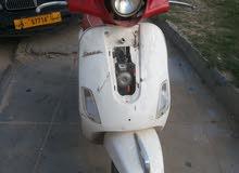 Piaggio motorbike available in Tripoli