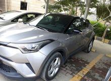 Toyota C-HR 2017 - Automatic