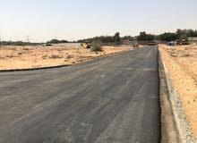 بتصريح ارضي +2 طابث تملك ارض تجارية علي الشارع العام بحي الياسمين بفرصة ذهبية جدا