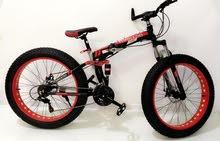 دراجة جبلية قابلة للطي من تورنادو مقاس 26