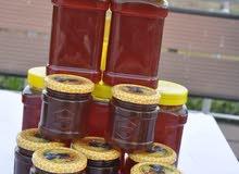 عسل طبيعي100%