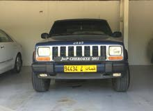 Blue Jeep Cherokee 2001 for sale