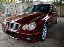 Automatic Maroon Mercedes Benz 2005 for sale