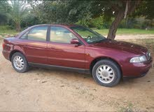 Audi A4 2000 For sale - Maroon color