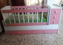 سرير طفل تركي