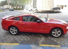 للبيع فورد موستانج موديل 2012 خليجي وكاله عمان